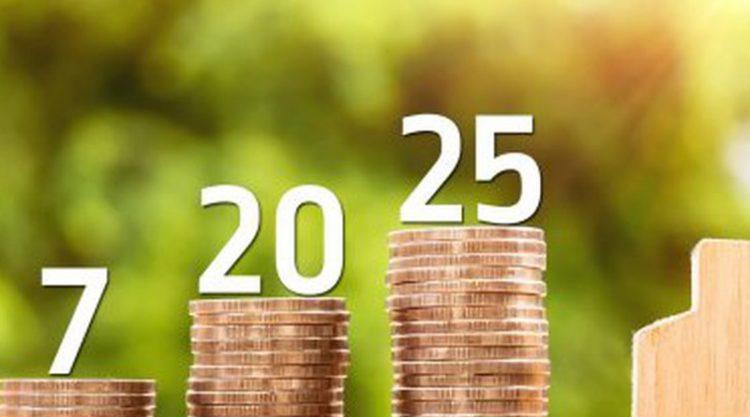 Минимальный совокупный ежемесячный доход семьи для участия в «7-20-25»