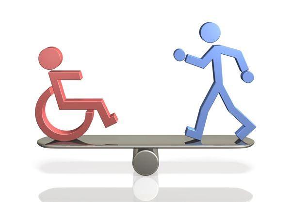 Немного о правах людей с инвалидностью