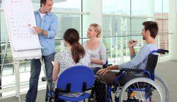 В Астане лююди с инвалидностью могут бесплатно обучаться в IT…
