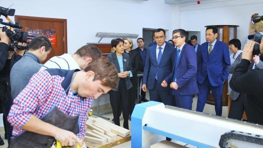 ″Нұр Отан″ будет содействовать развитию социального предпринимательства в Казахстане