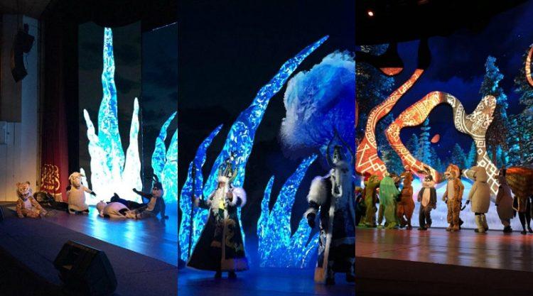 «3D-ШОУ — 12 месяцев» — что приготовил Алматы для детей к Наурызу