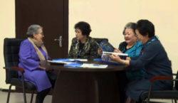 Наурыз в карагандинском центре пожилыых людей