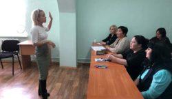 Госслужащие Акмолинской области учат язык жестов