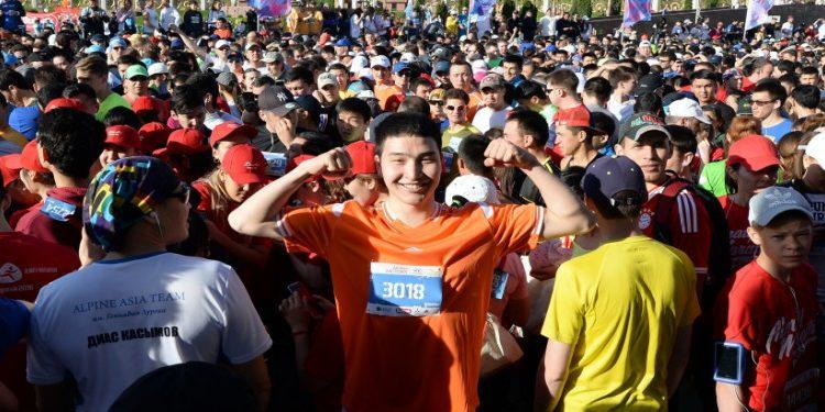 «Алматы Марафон» побил рекорд по количеству иностранных участников