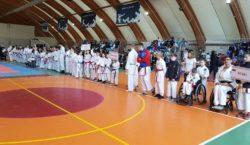Первый международный турнир по паракарате прошел в Нур-Султане