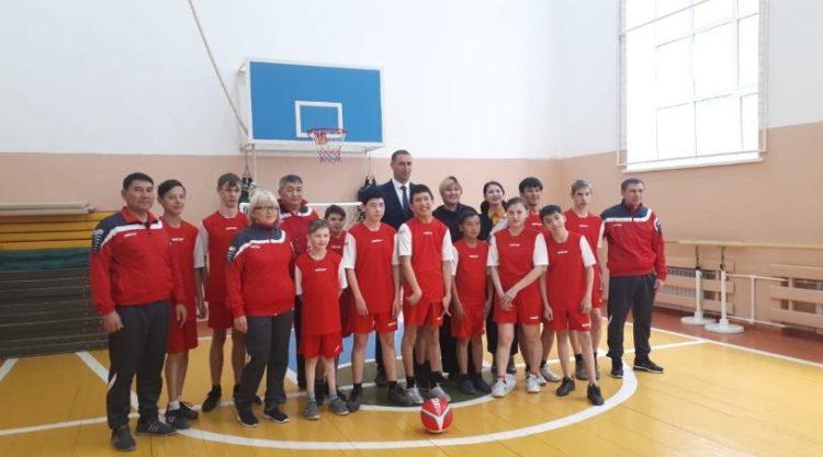 В Караганде создадут сборную по футболу для детей с особенными потребностями