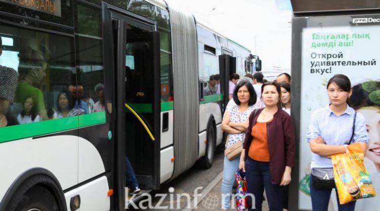 Из схем некоторых столичных маршрутов исключат остановки с низким пассажиропотоком.