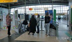 Аэропорт Алматы запустил «горячую» линию для пассажиров в WhatsApp