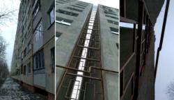 Жильцы построенной по программе «Доступное жилье» 9-этажки заявили о крене…