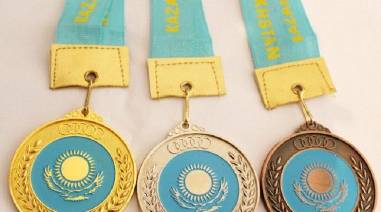 15 медалей везут домой североказахстанские атлеты с нарушением слуха