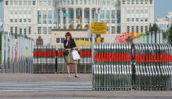 В Казахстане ограничивается перемещение населения по улицам, паркам, скверам с…