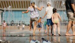 К казахстанцам обратились из-за аномальной жары