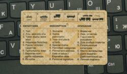 Замена водительских прав онлайн. Инструкция