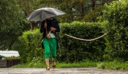 В Нур-Султане и 8 областях объявили штормовое предупреждение