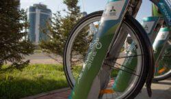 Сезон работы городского велопроката завершается в Нур-Султане