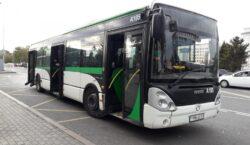 В воскресенье автобусы курсировать не будут — CTS