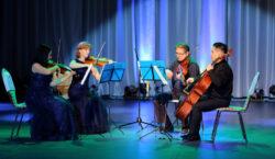 Благотворительный концерт GATOB QUARTET состоялся в Алматы