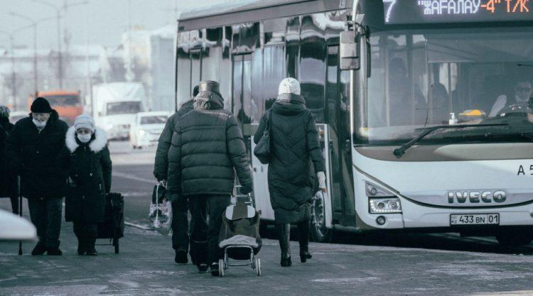 Будут ли ездить автобусы в столице в День Первого Президента