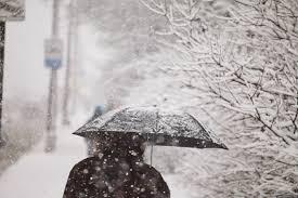 Снег ожидается в некоторых областях Казахстана
