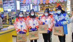 В столичном супермаркете раздадут 10 тысяч экопакетов