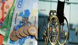 Алматинец сравнил пенсии по инвалидности с зарплатами депутатов