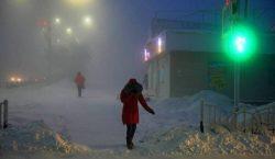 Лютый мороз и свирепые вьюги ожидаются в некоторых регионах Казахстана