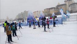 Традиционный зимний фестиваль «Бұрқасын-2021» прошел в столице