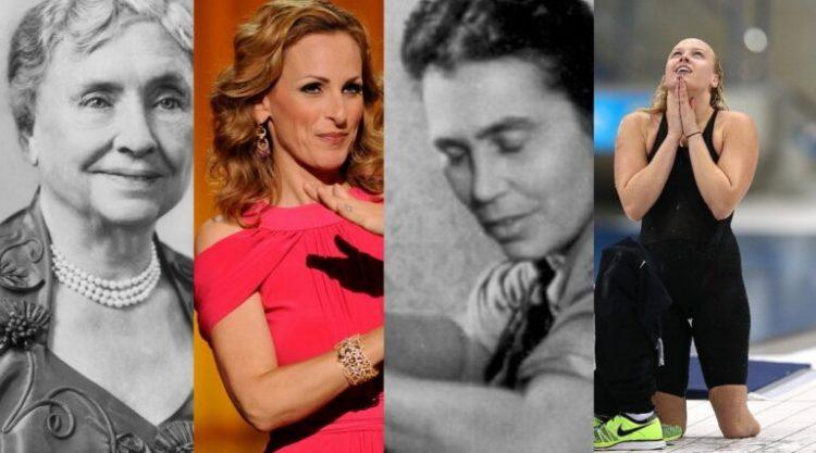 Женщины-легенды, которые несмотря на инвалидность, сумели преодолеть барьеры и покорить мир