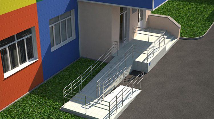 Новые строительные нормы введут в Беларуси. Теперь дома будут оборудовать пандусами или подъемными устройствами