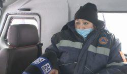 Единственная женщина-спасатель работает в Караганде