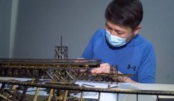 Талдыкорганский мастер прикладного искусства возрождает казахское ремесло